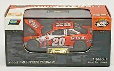 Revell Collection Tony Stewart #20 Home Depot Pontiac 2000 Nascar Diecast 1:64