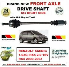 RENAULT SCENIC 1.8 CV JOINT 2000/>03 NEW