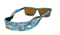CROAKIES Eyeglass Retainer Flats Aqua Boating Fishing Outdoors NWT