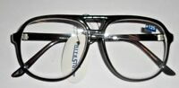 STYLISH LARGE BROWN MENS PLASTIC READING GLASSES MEN LADIES IN 9 STRENGTH MFBN