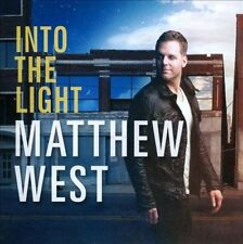 Into the Light: Life Stories & Love Songs by Matthew West (CCM) (CD, 2012, Sparr