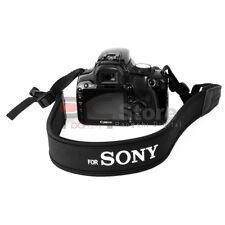 Neoprene Neck Strap for SONY A900 A850 A550 A500 A300 A57 A77 A65 A55 A33 A35