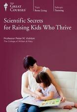Scientific Secrets for Raising Kids Who Thrive (2014, DVD) BRAND NEW