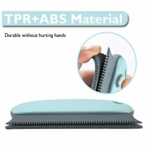 Pet Hair Dog Cat Lint Remover Cleaning Brush Carpet Sofa Bed  Furniture Clothing