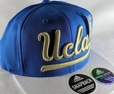 95d787691faf4 LZ Adidas Adult One Size Fits All OSFA UCLA Bruins NCAA Baseball Hat Cap  NEW D95
