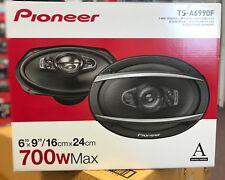 "Pioneer TSA6990F 700 Watt 6"" x 9"" A-Series 5-Way Coaxial Car Speakers TSA-6990F"