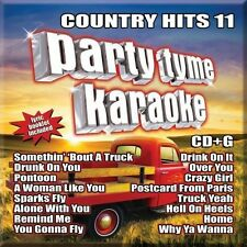 Various Artists, Par - Party Tyme Karaoke: Country Hits 11 / Various [New CD]
