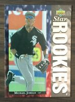 1994 Upper Deck #19 MICHAEL JORDAN Gem Mint Baseball Star Rookies RC  F6020714