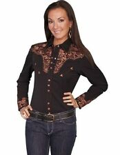 Scully Long Sleeve Petite Tops & Blouses for Women