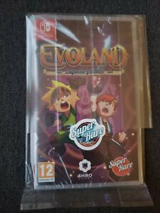 Evoland Legendary Edition Switch - Super Rare Games - New and Sealed