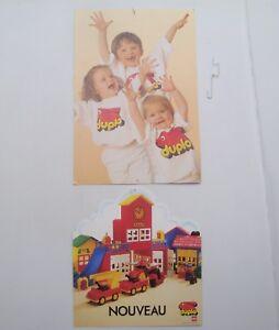 Mobile Display Store Pos lego Duplo - Vintage Display 1989 N° 4