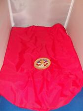 BOY SCOUT CENTENNIAL 100 YEARS OF SCOUTING PATCH SLEEPING BAG STUFF SACK LAUNDRY