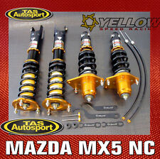 YELLOW-SPEED COILOVERS SUSPENSION MAZDA MX5 NC1 NC2 05+ yellowspeed