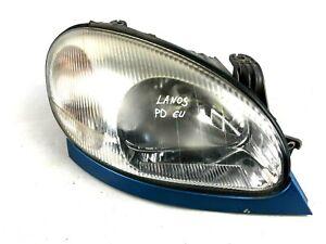 1998 Daewoo Lanos Front Right Passenger Side Headlight Headlamp Unit LHD
