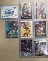 1997-98 2nd Year/Kobe Bryant 8Card Lot/Los Angeles Lakers  (HOF 2020)