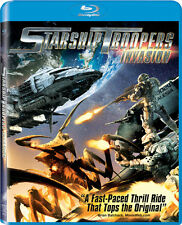 Starship Troopers: Invasion  [Includes Digital Copy] [Ultr (2012, Blu-ray NIEUW)