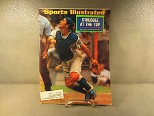Vintage Sports Illustrated June 21, 1971 New York Mets Jerry Grote Cover