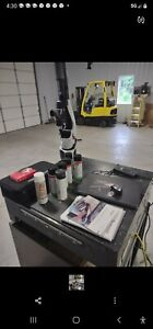ROMER Absolute Arm with Integrated Scanner. Polyworks. ****Cash plus trade.