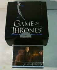 Game Of Thrones Season 7 Trading Cards Full Base Set 1-81 Plus Box HBO