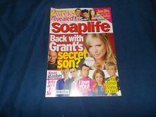 soap life (soaplife) 14 - 27 April 2012 issue 274  magazine uk