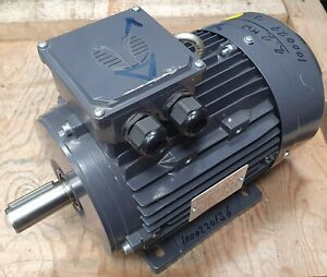 TEC 100L 2.2kw 4 pole B3 foot mounted Electric Motor 3ph 50hz 230/400v IE2