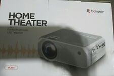 Bomaker Full HD LED Heimkino Projektor OVP