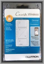 Lutron Caseta Wireless In-Wall Dimmer PD-6WCL-WH-R (White), New in Retail Box !