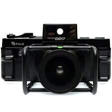 Fujifilm G617 Medium Format Panorama Film Camera w/ Center Filter, Hood, & Case