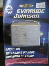 BOMBARDIER EVINRUDE JOHNSON ANODE PART # 433458