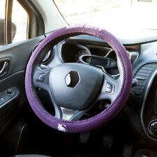 Steering Wheel Cover Hello Kitty Rosa