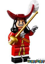 Lego 71012 Disney Minifigur #16 Captain Hook Neu und ungeöffnet New / Sealed