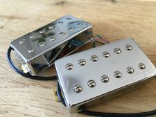 Warman Blues Babies. Vintage alnico 5 tone 12 pole pair adjustable humbuckers.