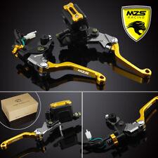 """7/8"""" Pivot Brake Clutch Lever Master Cylinder Kit for Honda XR230/MOTARD/CRM250R"""