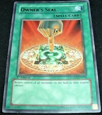 Owner/'s Seal 1st edition  LODT-EN094 X 3 Rare Mint YUGIOH