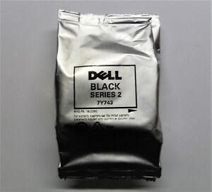 Original Dell 7Y743 schwarz black für A940 A960 940 960 Series Serie 2 NEU