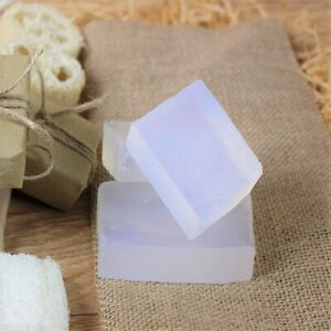 Clear / Transparent Melt and Pour Soap Base - SLS FREE - Top Quality - UK Made
