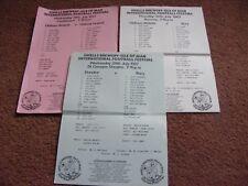 1987 Oldham v Bury   Isle of Man Final