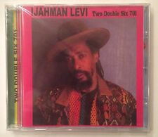 Ijahman Levi 'Two Double Six 701' CD Reggae Brand New Sealed (2008) - Rare Find