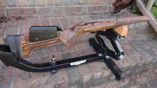 Remington 700 L/A BDL SPS SATIN BROWN KKC Adjustable STOCK FREE SHIP MADE USA!