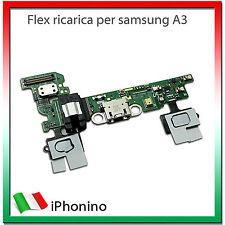 connettore ricarica per Samsung Galaxy A3 A300F flat carica dock flex