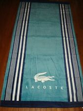51b68190f4 Serviette lacoste dans serviettes, draps et gants de salle de bain ...