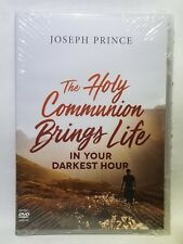 Joseph Prince The Holy Communion Brings Life In Your Darkest Hour 2-Disc DVD
