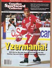 CANADIAN SPORTSCARD COLLECTOR MAGAZINE DECEMBER 1993