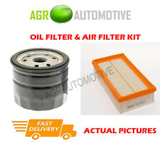 DIESEL SERVICE KIT OIL AIR FILTER FOR FORD FOCUS 1.8 101 BHP 2002-05