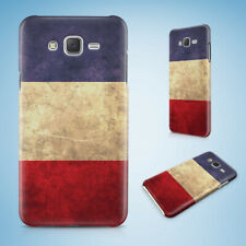SAMSUNG GALXY J SERIES PHONE CASE BACK COVER|FRANCE COUNTRY FLAG