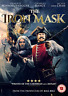 THE IRON MASK DVD DVD NUOVO