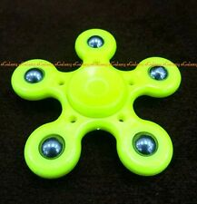 Fidget Spinner  5 hands – Anti Stress, Fun, Focus, Relieve from Anxiety, Autism