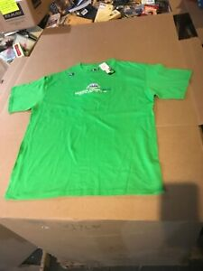 Lime Green Super Bowl XLIII Tampa Bay Shirt Pittsburgh Steelers Size XXL MSRP 39