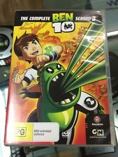 The Complete Ben 10 Season 3 DVD