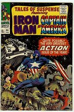Tales of Suspense #86 (Marvel 1967 vf- 7.5) Colan & Kirby. Guide $41.50 (£27.00)